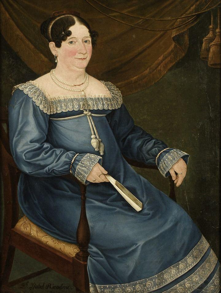 Madre de Bernardo O'Higgins, Isabel Riquelme