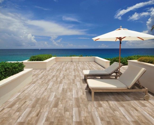 Available In Grey Wood And Dark Wood Tones, With Finishing Trim Pieces,  Such As Pool Edges. Ideal For Indoor And Outdoor Flooring