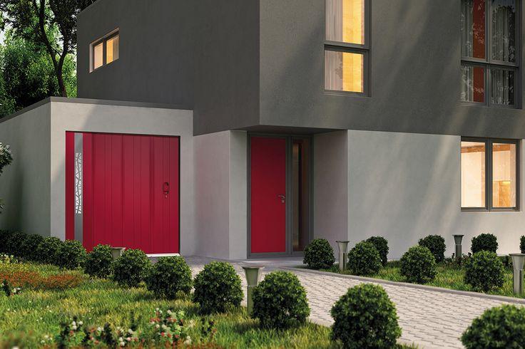 Les 8 meilleures images du tableau portes de garage - Porte de garage haut de gamme ...