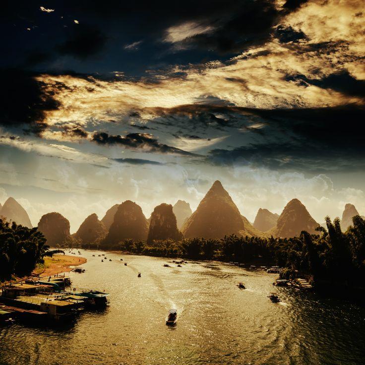 Yangshuo, China #TravelTuesday