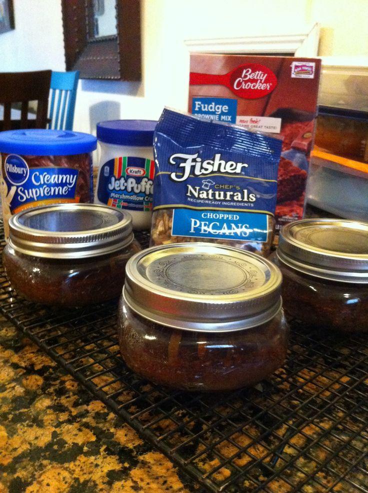 Cake In A Jar Recipe To Send Overseas