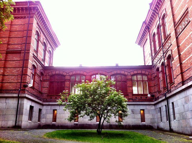 Norrtulls sjukhus, Norrtullsgatan 14