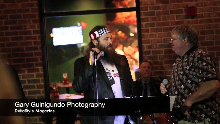 Willie's Duck Diner Invitation Reception