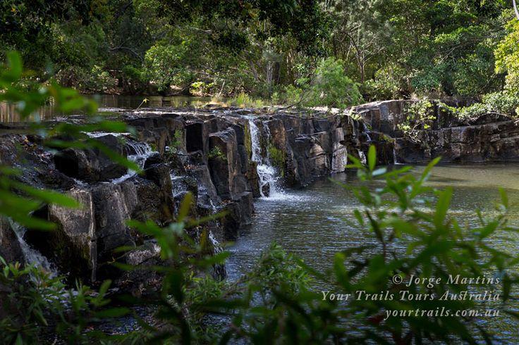 Endeavour Falls, Queensland, Australia