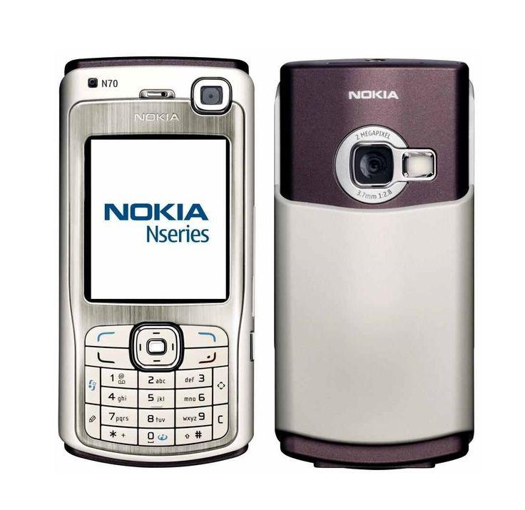 Nokia N70 (2005)