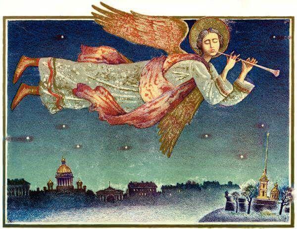 """Александр Кабанин """"Петербургский ангел"""", 2014"""