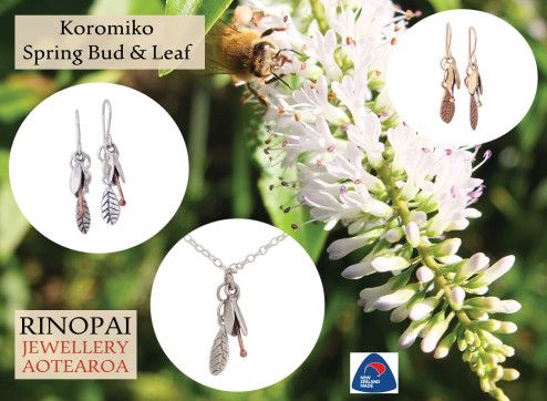Sterling Silver Flower Jewelry for Cheap! Shop Flower rings, necklaces& earrings. Variety of colors available for Flowers this festive season in Newzealand. contact us on 035248597 redmanuka.co.nz/