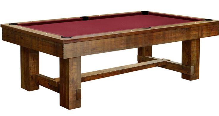 Olhausen Pool Table Breckenridge