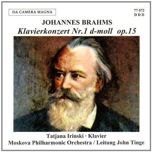 Brahms / Irinski / Moskau Phil Orch - Klavierkonzert 1 D-Moll