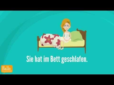Perfekt Deutsch als Fremdsprache 7 - YouTube