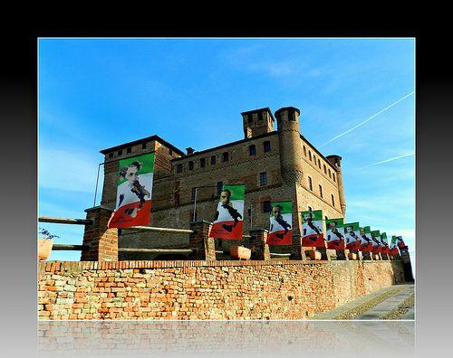 Castello di Grinzane Cavour Piemonte