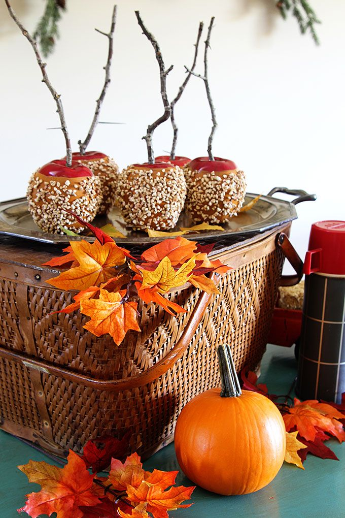 302 Best Decor: FALL Favorites Images On Pinterest | Fall, Holiday Crafts  And Seasonal Decor