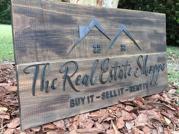 Custom Wood And Metal Sign Made Out Of Your Business Logo Event Logo Or Family Name Signs Can Be A Custom Business Signs Wooden Business Signs Business Signs