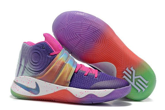Nike Kyrie 2 Fast Shipping Nike Kyrie 2 Fantasy Night Purple Basketball  Shoe | New Fashion shoes | Pinterest | Shoes 2017, Yeezy 750 boost and 750  boost