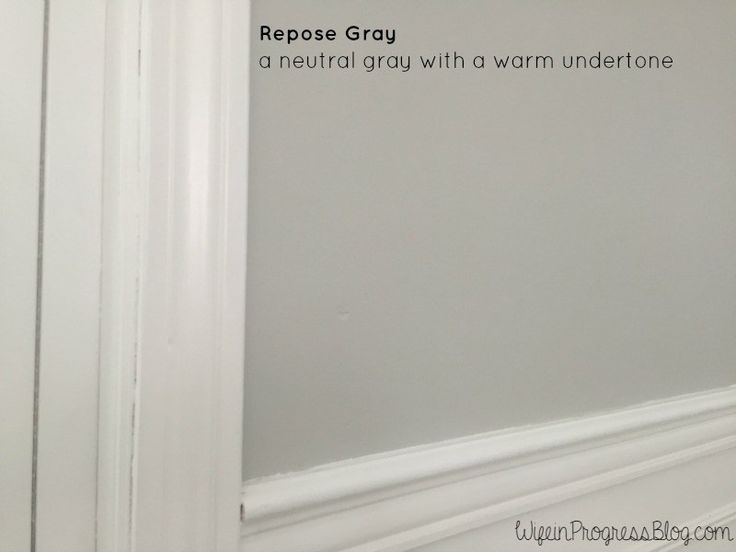 11 best images about paint light grays on pinterest for Light neutral grey paint