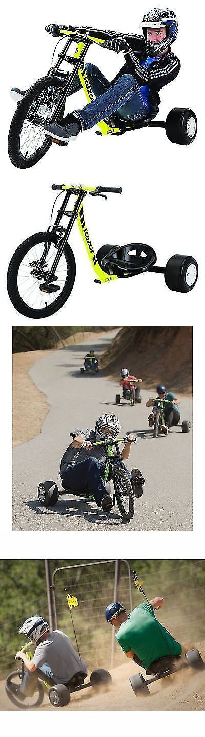 Complete Go-Karts and Frames 64656: Razor Scooter Drift-Trike Adult Tricycle Bike Drifting Go Kart Big Wheel Teens -> BUY IT NOW ONLY: $154.15 on eBay!