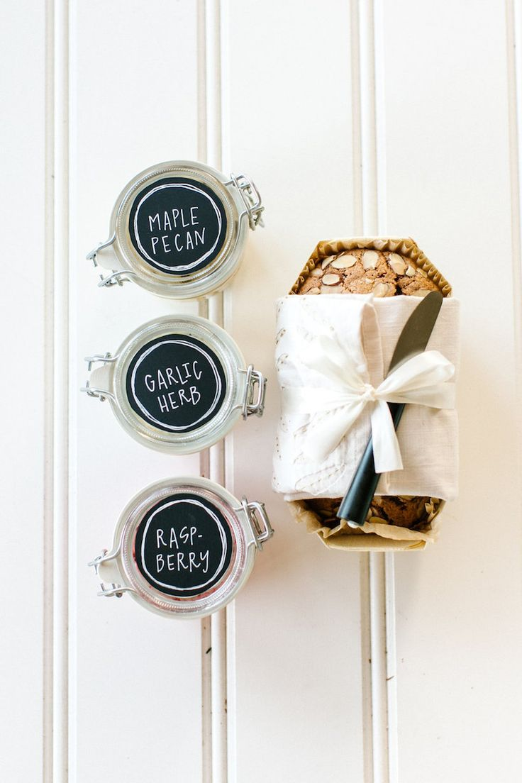 Bread and butter gifts