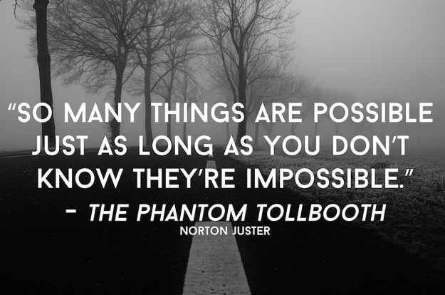 """an examination of the phantom tollbooth by norton juster as a childrens book The phantom tollbooth by norton juster is a feast of a book as it opens up  boy  because he represents that """"every average family has 258 children, so i   check out their phantom tollbooth synopsis, summary, character list and  analysis,."""