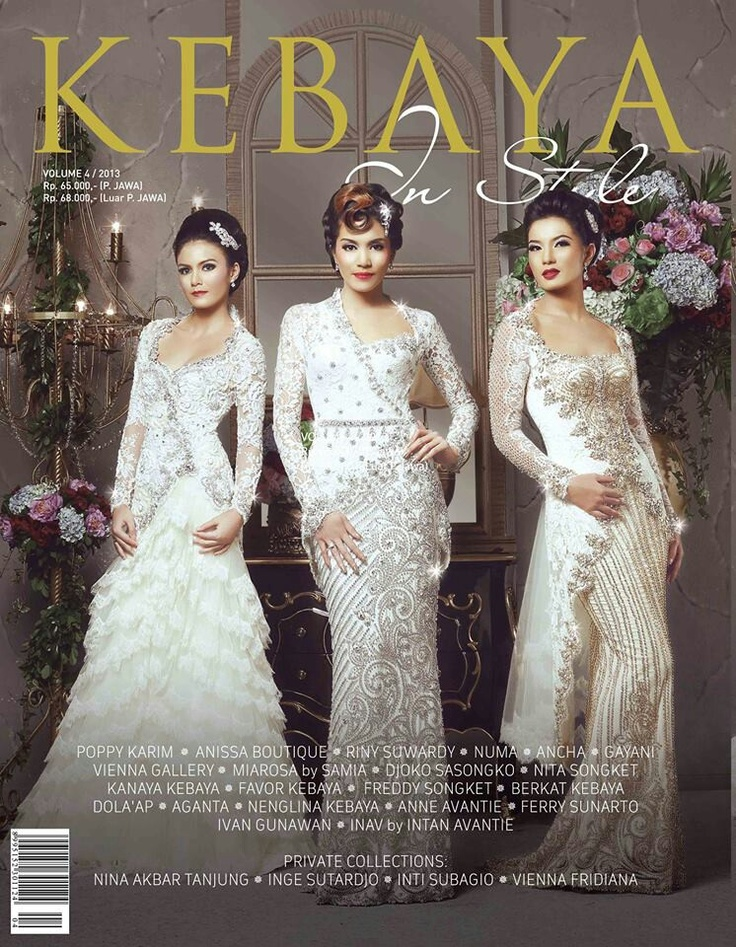 Indonesia *kebaya