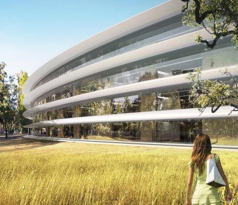 Best 25 Apple spaceship campus ideas on Pinterest Apple company