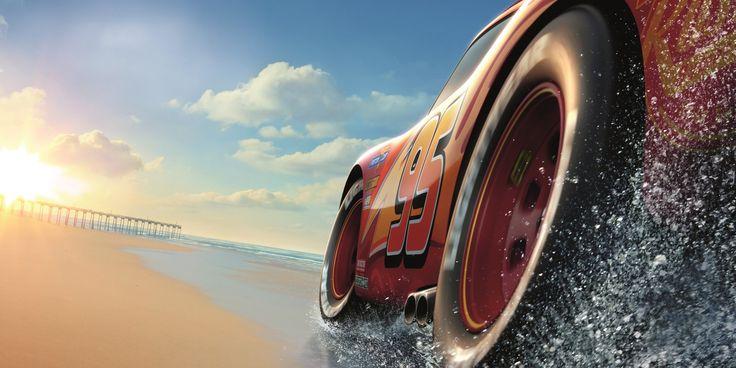 Películas Cars 3  Lightning McQueen Pixar Fondo de Pantalla