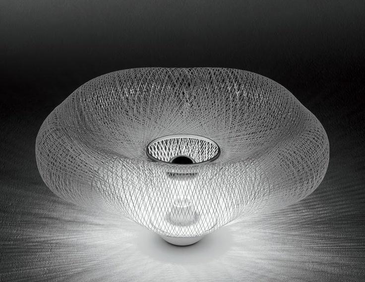 Lampe de la semaine : Mayuhana de Toyo Ito