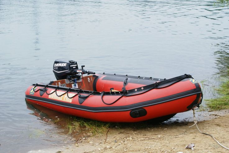 Inflatable Zodiac Boat