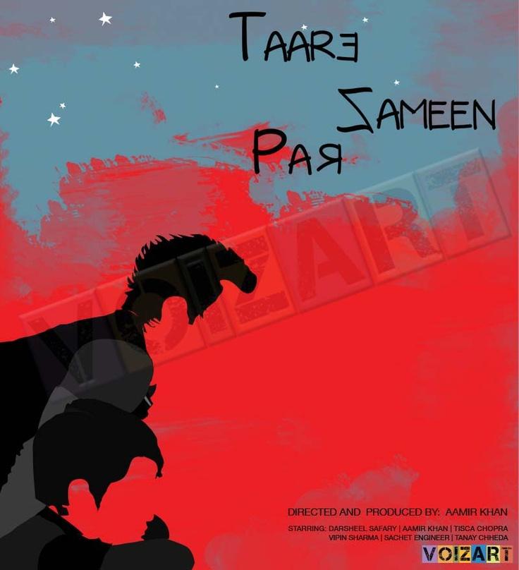 TAARE ZAMEEN PAR Posters.