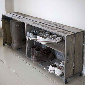 Ideal Hai poco spazio e cerchi idee sempre nuove e originali per riporre le tue adorate scarpe