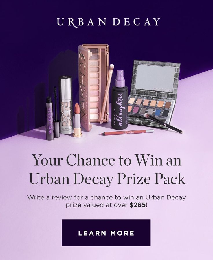 #Contest From: #ShoppersDrugMart #Win an #UrbanDecay #Cosmetics #Prize Pack, including: ✔Nocturnal Shadow Box ✔Naked3 Palette ✔Vice #Lipstick ✔24/7 Glide-On Lip Pencil ✔All Nighter #Makeup Setting Spray ✔Perversion #Mascara ✔All Nighter Liquid #Foundation $268 CDN ARV Open to Legal Residents of #Canada Only, Who Meet the Age of Majority in their Province.  #Giveaway closes at 11:59PM EST on March 10th #2017 Submit a product review online at www.beautyboutique.ca to qualify.