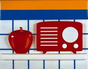 WESSELMANN Tom : Illuminated Still Life
