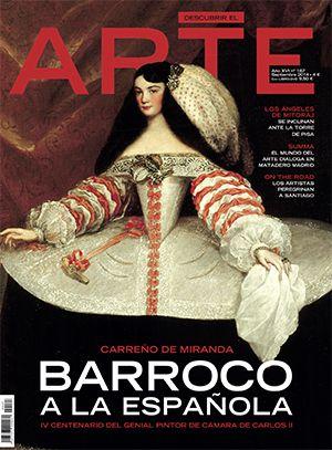 Descubrir el Arte. Número 187. | Descubrir el Arte, la revista líder de arte en español ¡Ya en quioscos y http://quiosco.arte.orbyt.es/!