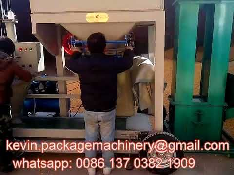 25kg Powder Packing Machine - 5 Kg Powder Bag Packing Machine