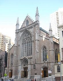 St. Monica's Church (Manhattan)