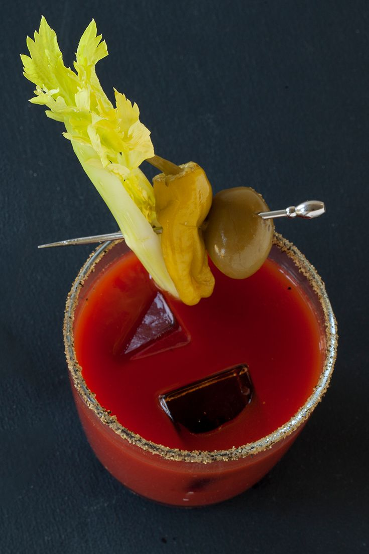 #Epicure Soothing #BloodyMary