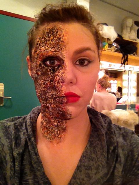 "My female ""TwoFace"" look!"