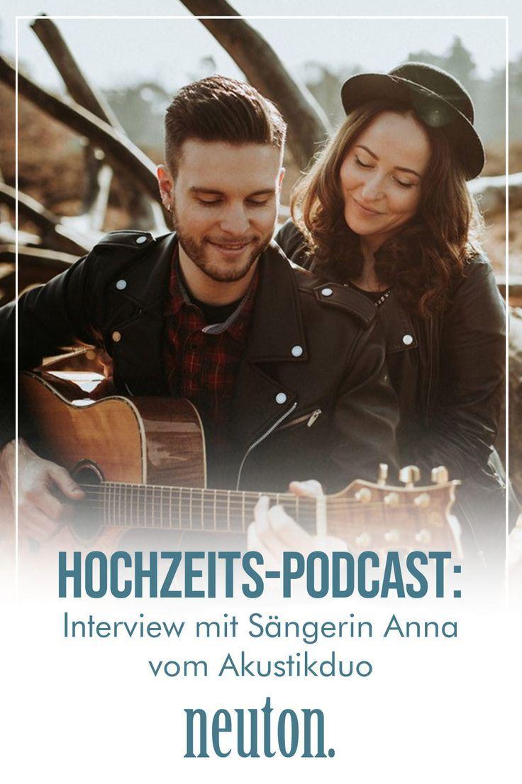 Speed Interview Mit Sangerin Anna Rodziewicz Vom Akustikduo Neuton In 2020 Hochzeits Dj Hochzeitsmusik Hochzeitssongs