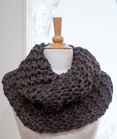 Hill Country Weavers.  Free pattern for Outlander Cowl on their blog.