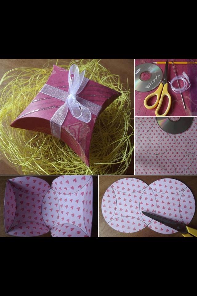 Ein ganz simples, aber richtig tolles DIY für süße Geschenkverpackungen