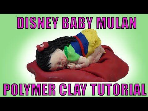 ... Pinterest | Disney Princess Babies, Polymer Clay Tutorials and Clay T