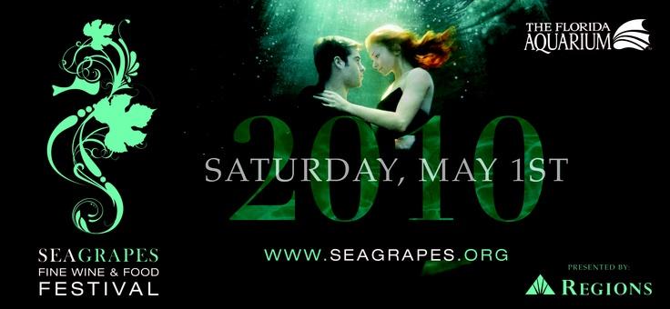 Aug2012 Creative,Florida Aquarium, #theclearagency