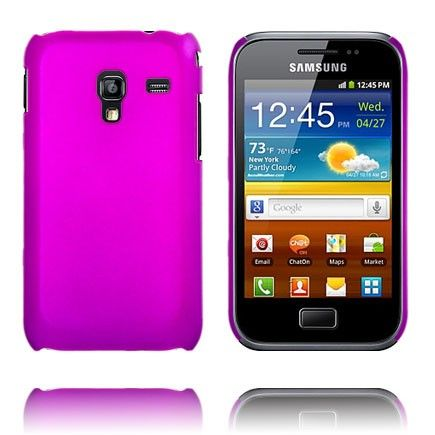 Hard Shell (Lilla) Samsung Galaxy Ace Plus Cover