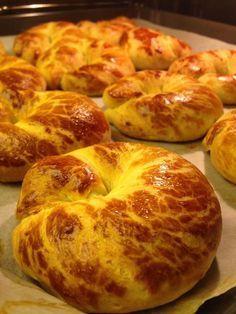 Portakal Agacı: Zeytinyağlı Mayalı Poğaça