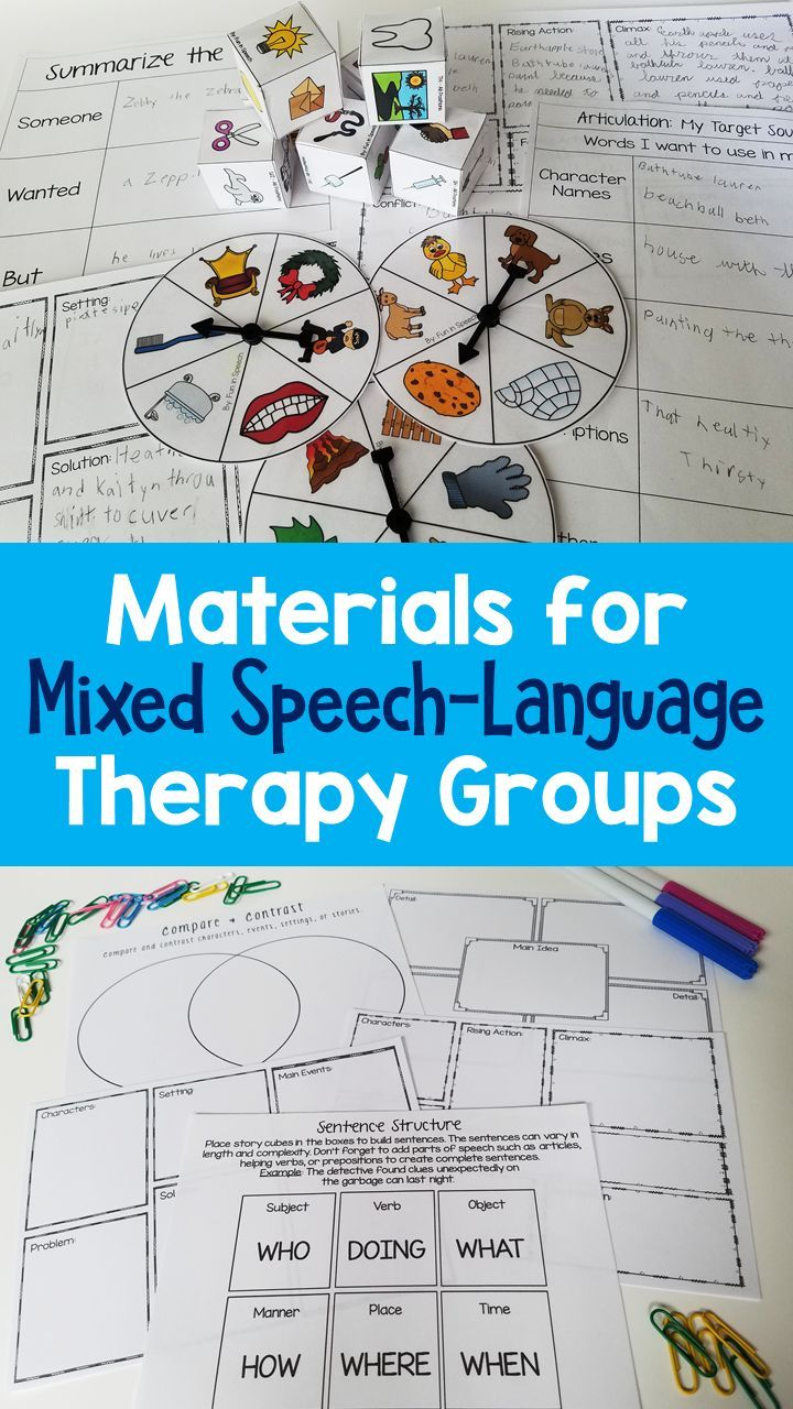 2652 best Speech Therapy images on Pinterest | Articulation therapy ...