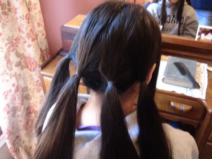 Easy Civil War Hairstyle Tutorial | Promise Christian Academy