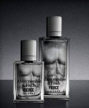 """""""Fierce"""" by Abercrombie & Fitch for men.  We can share it. I wear it most days."""