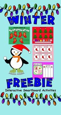 Winter+Smartboard+Freebie+Gr.+1+from+Teaching+The+Smart+Way+on+TeachersNotebook.com+-++(4+pages)++-+Winter+Smartboard+FREEBIE+Gr.+1