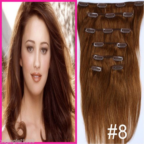 cheap hair extensions clip in 19 -  #hair #hairstyles #wigs #weave