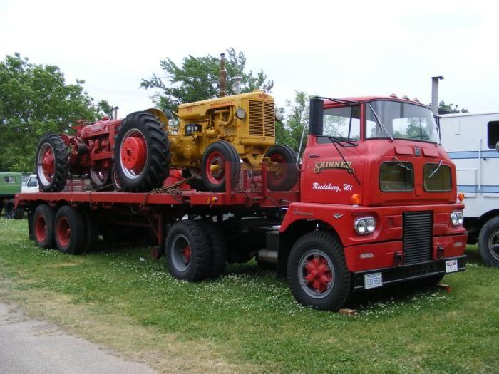 Old International Harvester : Best images about ih trucks on pinterest big