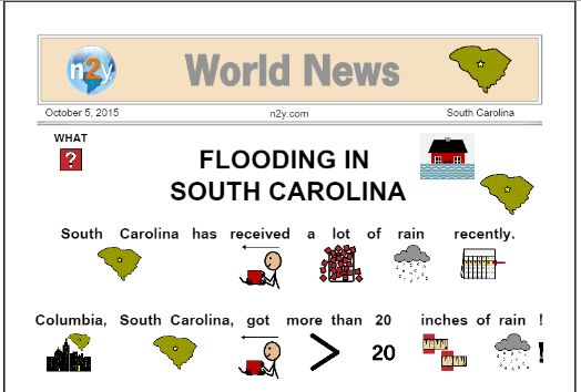 ... about it in #BreakingNews at http://n2y.com #FloodSCWithLove #flooding